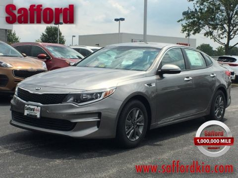 New 2018 Kia Optima LX 1.6T